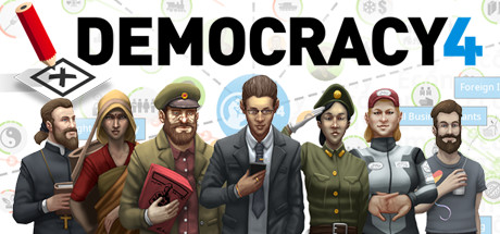 Democracy 4 Download Free PC Game