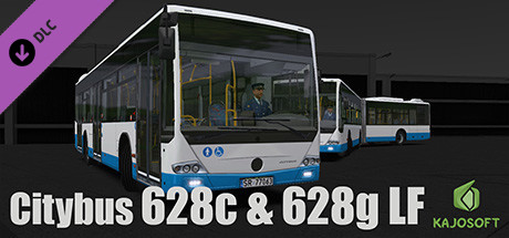 OMSI 2 ADD-ON CITYBUS 628C & 628G LF Download Free PC Game