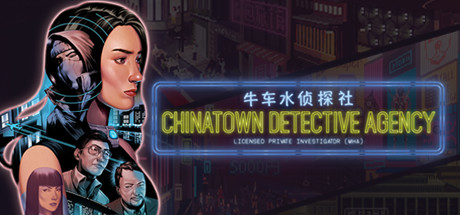 Chinatown Detective Agency PC Game Download for Mac