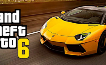 Download Grand Theft Auto (GTA) 6 For PC Game Full Version