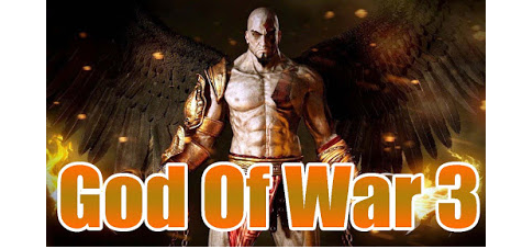 God Of War 3 PPSSPP ISO Free Download Game for android