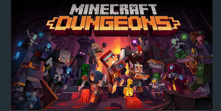 Minecraft Dungeons Free Game Download PC